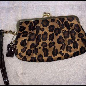 Cheetah coach clutch